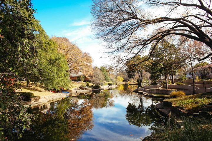 Hillside-creek